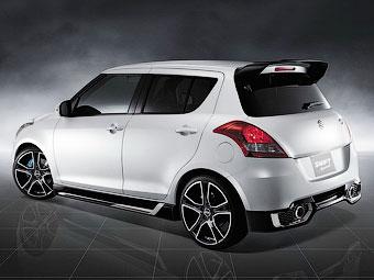 Главный инженер Suzuki построил свой вариант хот-хэтча Swift Sport