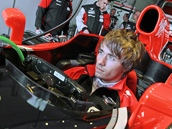 Команде Marussia не хватило двигателей на сезон-2012