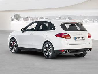 Компания Porsche назвала рублевую стоимость самого мощного Cayenne