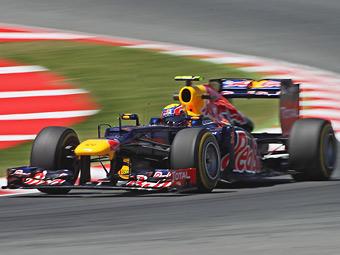 Уэббер опередил Феттеля в квалификации Формулы-1