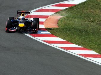 Себастьян Феттель вышел в лидеры сезона Формулы-1