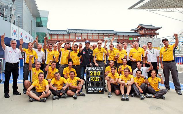 Феттель вышел в лидеры чемпионата Формулы-1