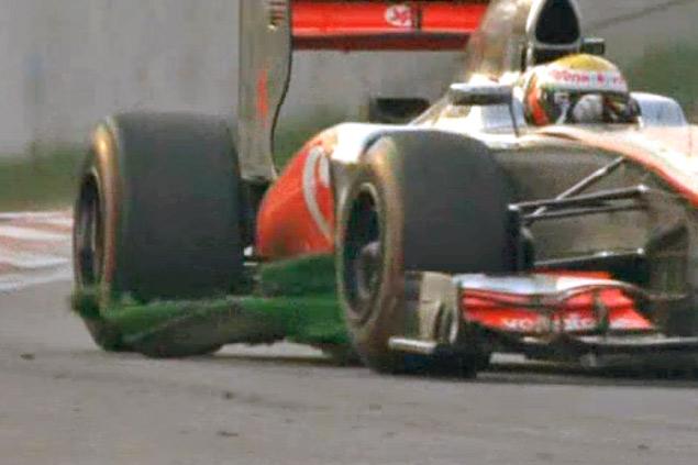 Феттель вышел в лидеры чемпионата Формулы-1. Фото 6