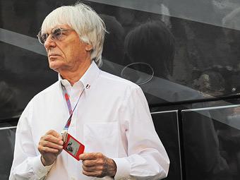 Экклстоун раскрыл свою роль в сделке по продаже Формулы-1