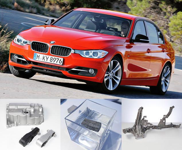 Заглядываем в будущее автомобильных технологий BMW