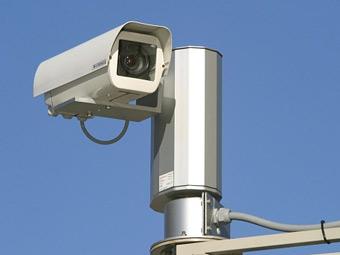 Московские камеры начали определять выезд за стоп-линию