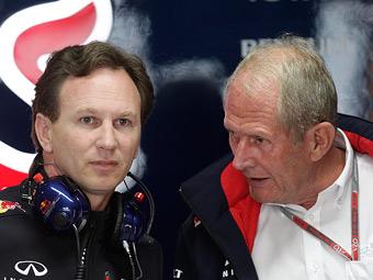 Глава Red Bull предложил уменьшить зарплаты гонщиков Формулы-1
