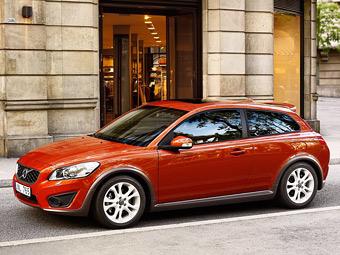 Компания Volvo прекратила выпуск хэтчбека C30