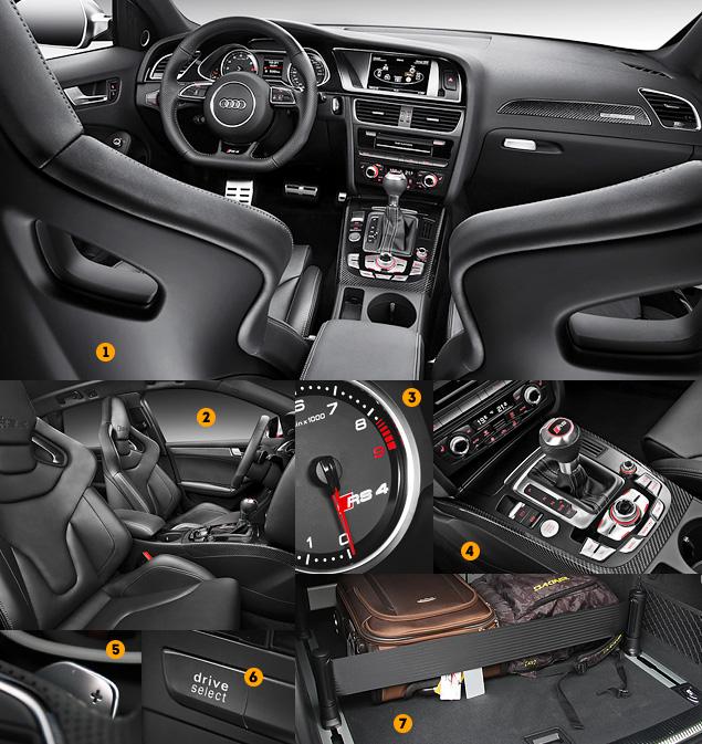 Тест-драйв 450-сильного универсала Audi RS 4 Avant. Фото 5