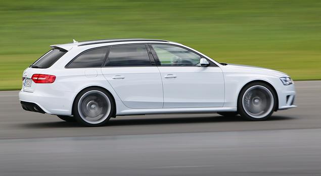 Тест-драйв 450-сильного универсала Audi RS 4 Avant. Фото 11