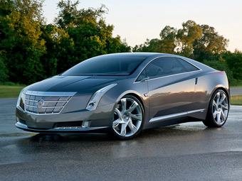 Гибридное купе Cadillac будет переднеприводным
