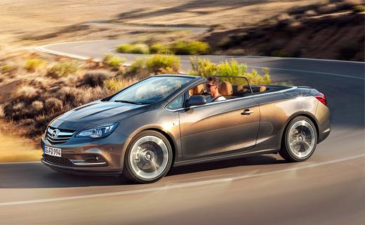Компания Opel рассекретила новую модель
