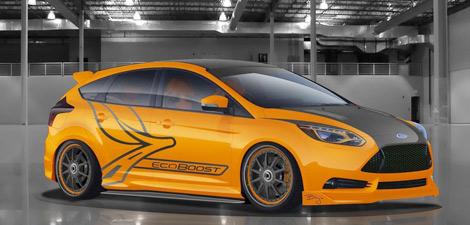 Компания представила автомобили для тюнинг-шоу SEMA. Фото 3