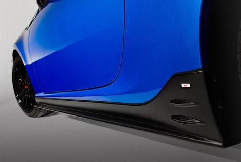 Для модели разработали боди-кит, новые диски и спортивный выпуск. Фото 1