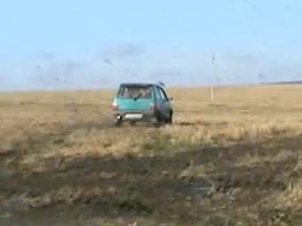 "Оренбуржца лишили прав на управление трактором за бегство от ГИБДД на ""Оке"""