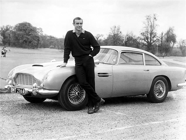 Автомобили агента 007, которые мы любим
