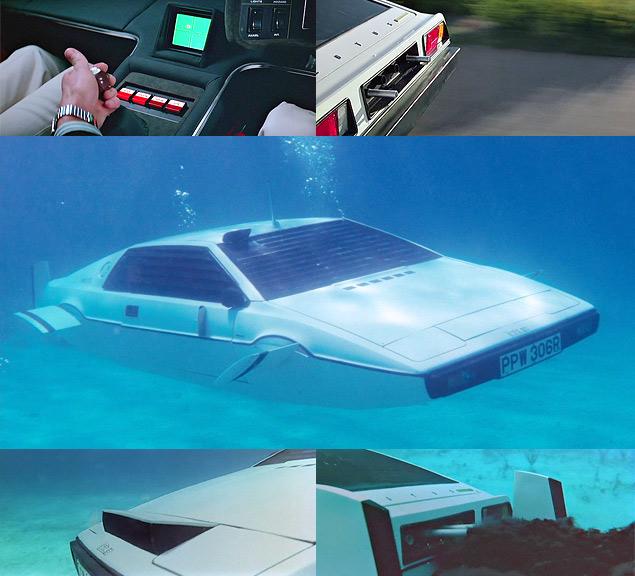 Автомобили агента 007, которые мы любим. Фото 3