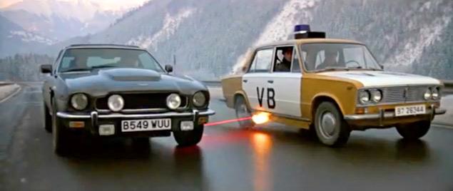 Автомобили агента 007, которые мы любим. Фото 5