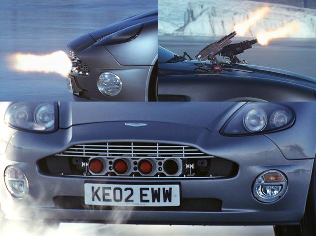 Автомобили агента 007, которые мы любим. Фото 10