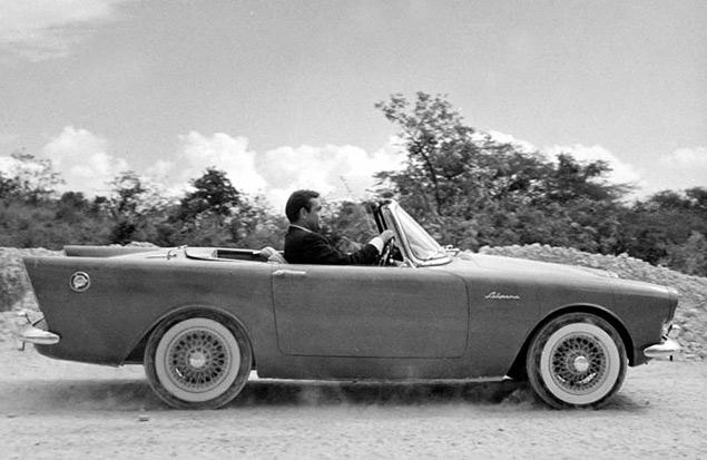 Автомобили агента 007, которые мы любим. Фото 12