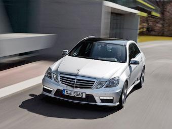 Обновленный Mercedes-Benz E 63 AMG получит полный привод
