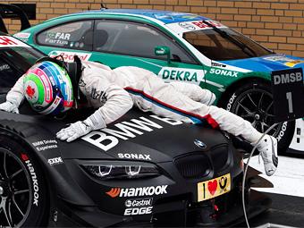 Чемпионом DTM стал пилот BMW