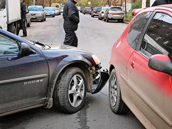 Шувалов предложил оформлять любые аварии без ГИБДД