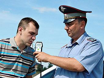 Депутаты захотели клеймить пьяных водителей