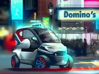 В США выбрали пиццамобиль будущего
