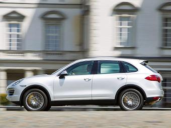 Porsche сделает компактный кроссовер непохожим на Audi Q5