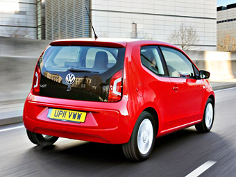 Volkswagen выпустит модель с двухцилиндровым дизелем