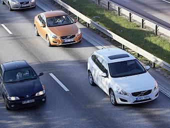 У Volvo появился автопилот для пробок