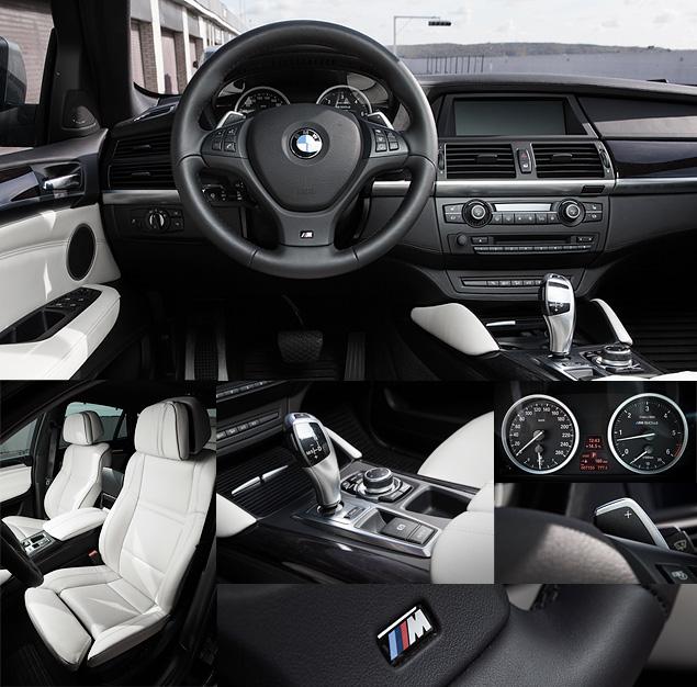 Сравниваем супервнедорожник BMW X6 M с супердизелем M50d. Фото 2