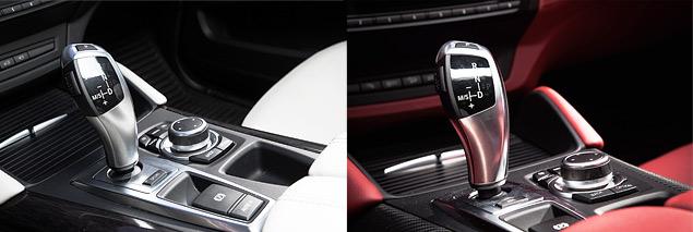 Сравниваем супервнедорожник BMW X6 M с супердизелем M50d. Фото 12
