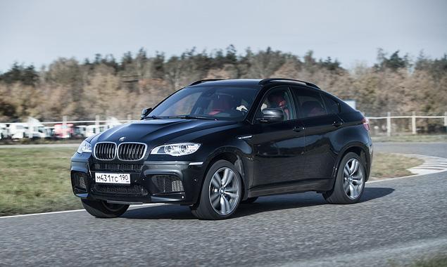Сравниваем супервнедорожник BMW X6 M с супердизелем M50d. Фото 15