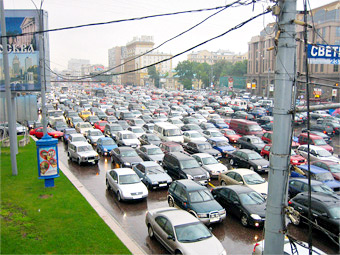 Мосгордума поддержала увеличение транспортного налога
