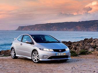 """Новый Honda Civic Type-R получит 8-ступенчатый """"робот"""""""