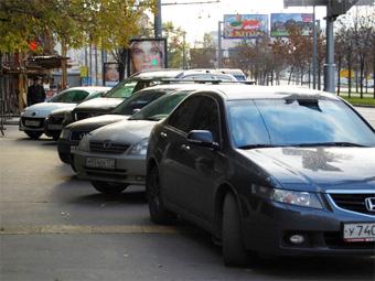 Прокуратура усомнилась в законности штрафов на платных парковках в Москве
