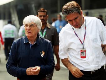 Экс-владелец Формулы-1 выставил Экклстоуну счет на 400 миллионов долларов