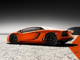 Владельцу Lamborghini Aventador не хватило денег на оплату штрафа