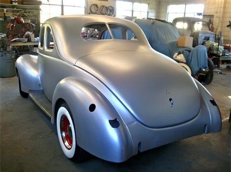 Компания будет производить кузовы модели Coupe