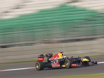 Себастьян Феттель в 35-й раз выиграл квалификацию Формулы-1