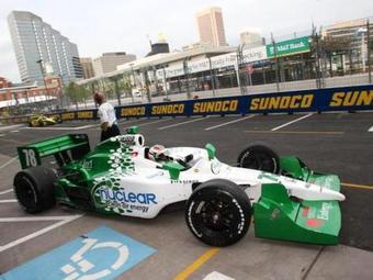 Последний клиент Lotus в INDYCAR лишился спонсора и гонщицы