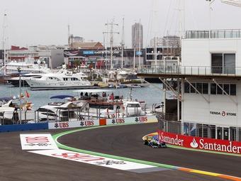 Формулу-1 избавят еще от двух или трех гонок в Европе