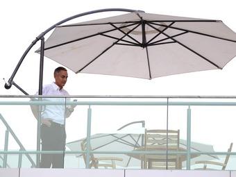 В Индии команду McLaren поселили в зоне обитания москитов