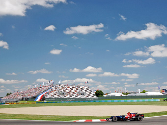 Гран-при Франции займет место отмененной гонки в Нью-Джерси