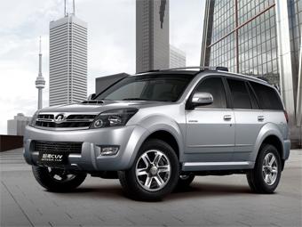 В Great Wall собрались самостоятельно продавать автомобили в России