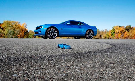 Компания посвятит модификацию модели игрушкам Hot Wheels. Фото 2