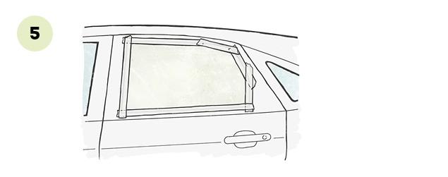 Своими руками: разбиваем стекла в своей машине. Фото 5