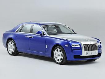 Rolls-Royce обновил седан Ghost